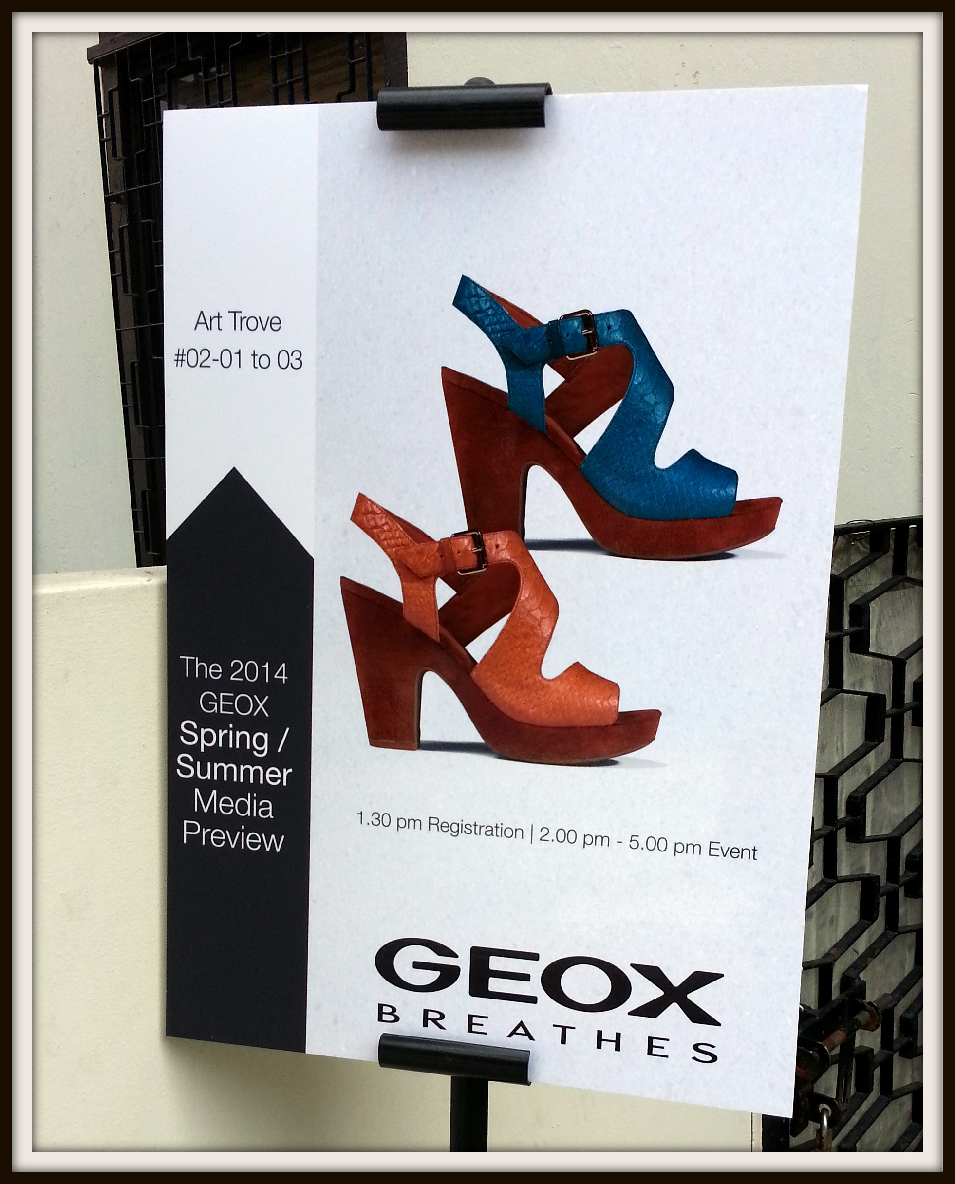 Springsummer EventGeox 2014 – Collection Preview Jermaineee xBorCdQeW