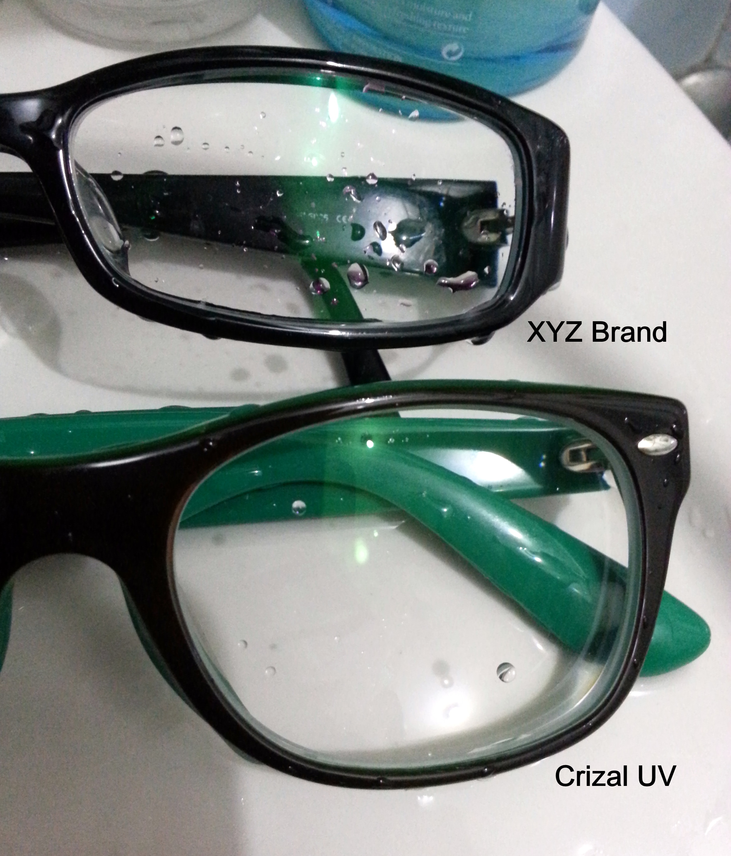 greater eye protection against uv rays with crizal uv