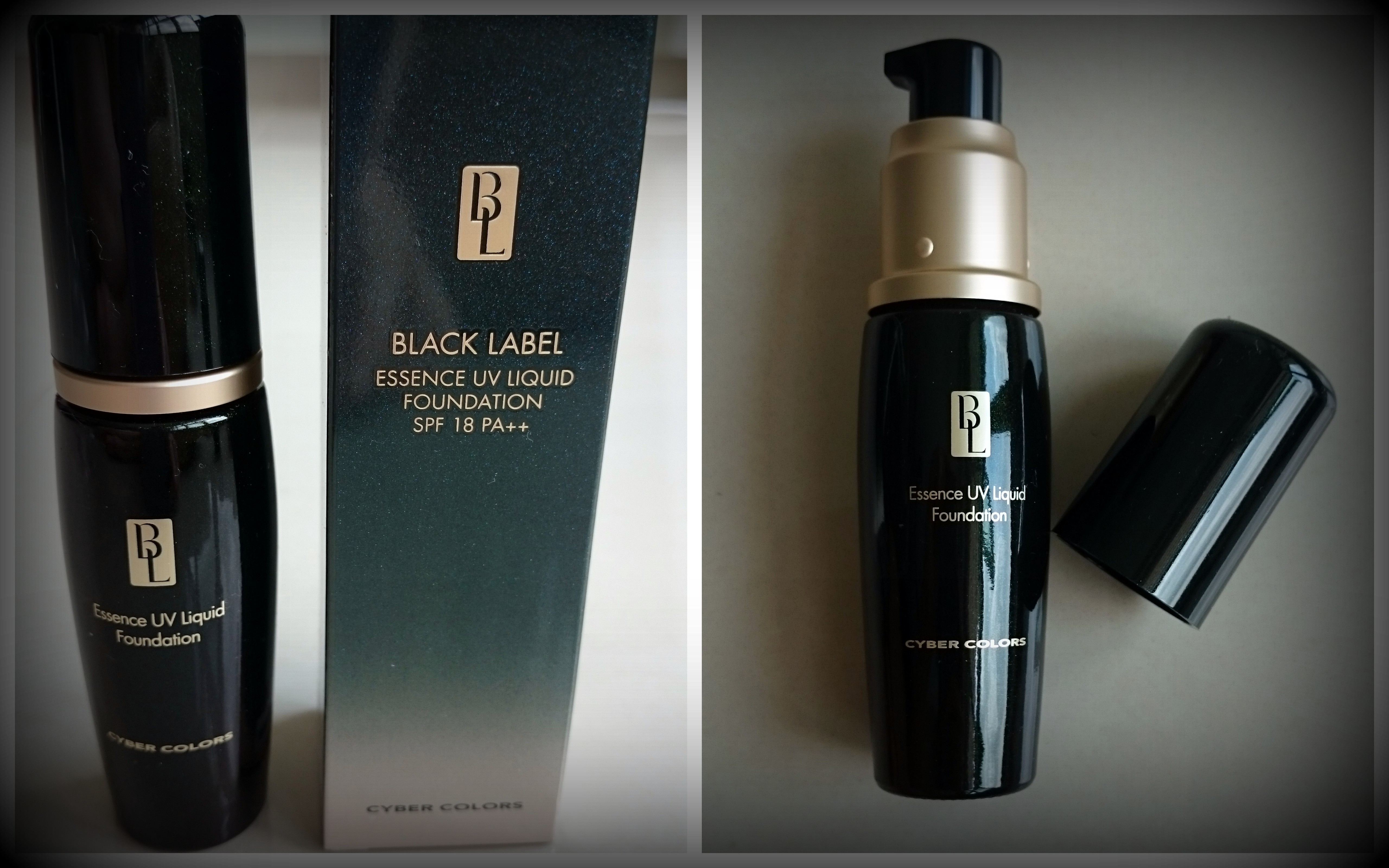 putting the cyber colors black label foundation series to the test