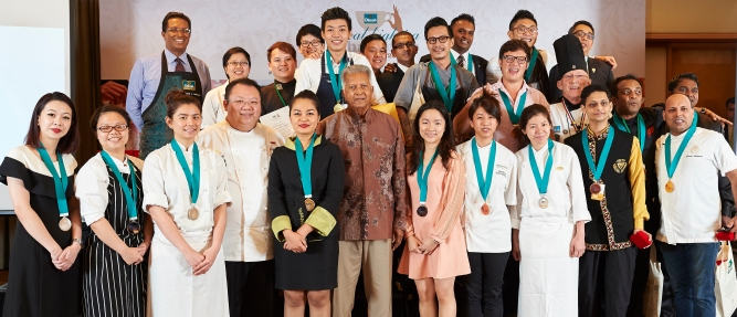 Dilmah Real High Tea Challenge Singapore (11)