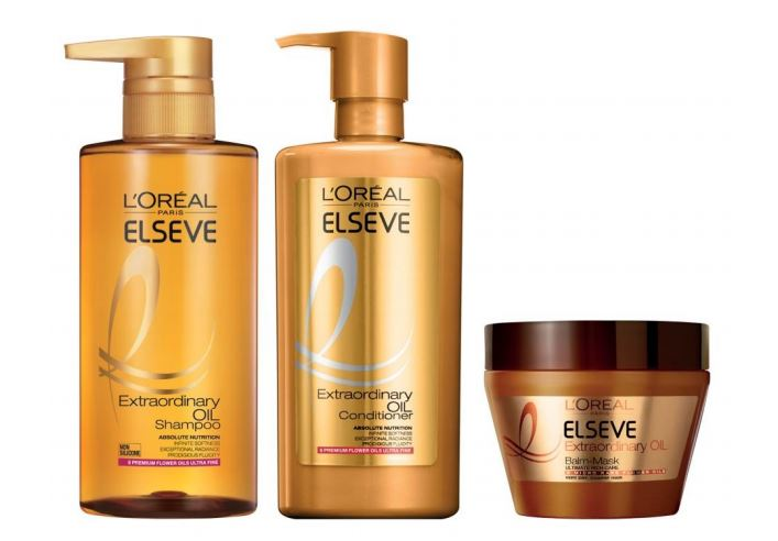 All About L'Oréal Paris Extraordinary Oil Hair Care Range, the #1 Treatment brand in Japan